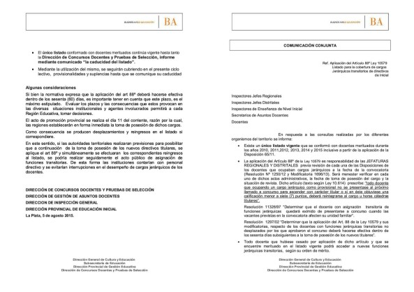 comunicacion_conjunta_ Inicial Art  88